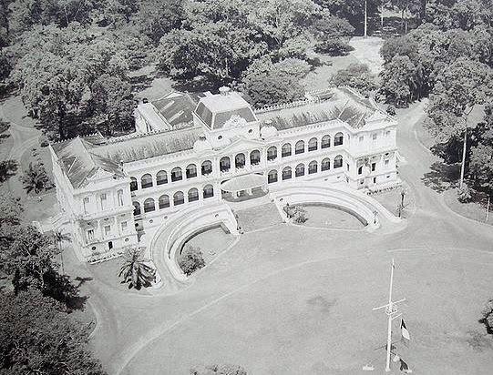 វិមាននរោត្តម ( Norodom_palace)