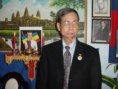 Chau Reap - Senior Council