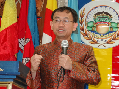 Chau Serey - Vice President