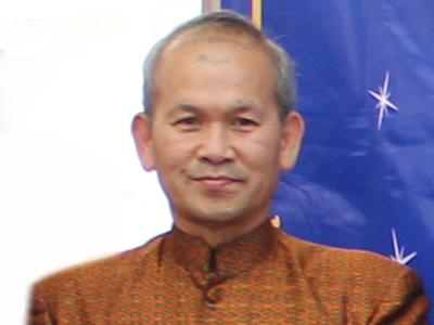 Ông Chau Sarei - Thủ Quỹ