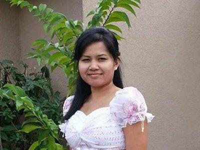 Cô Kiên Sothy - Giám Đốc Uỷ Ban Phụ Trách về Thanh Thiếu Niên