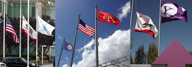 Conpany Flags