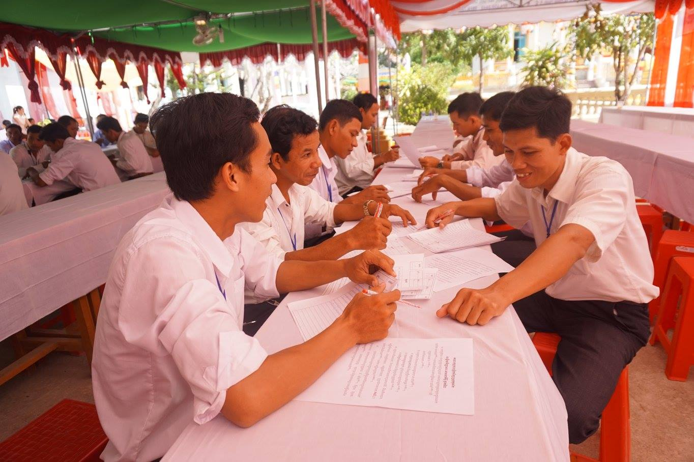 30-Exam in Kom Pong Spean 2016