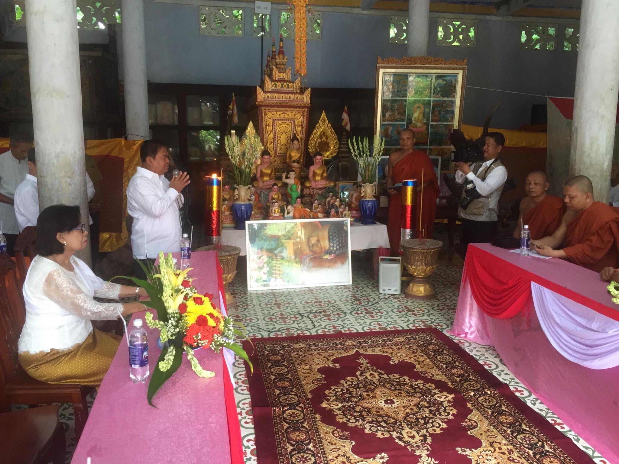Cambodian delegation visit Kampuchea Krom_1