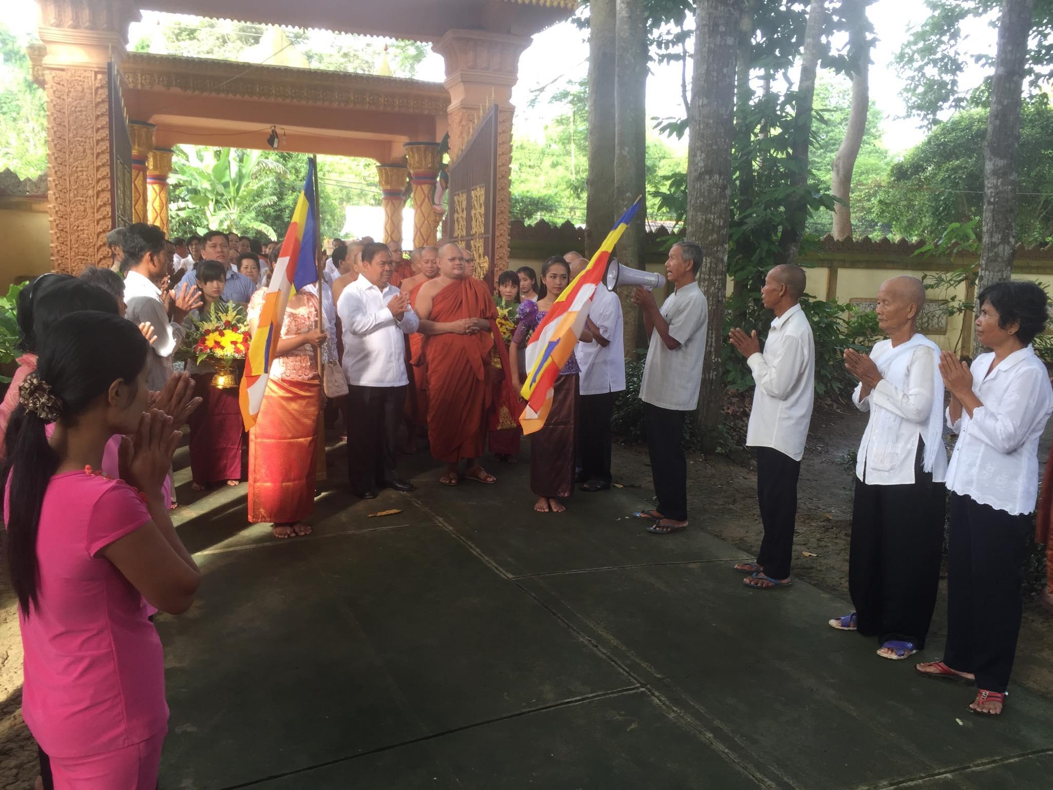 Cambodian delegation visit Kampuchea Krom_10