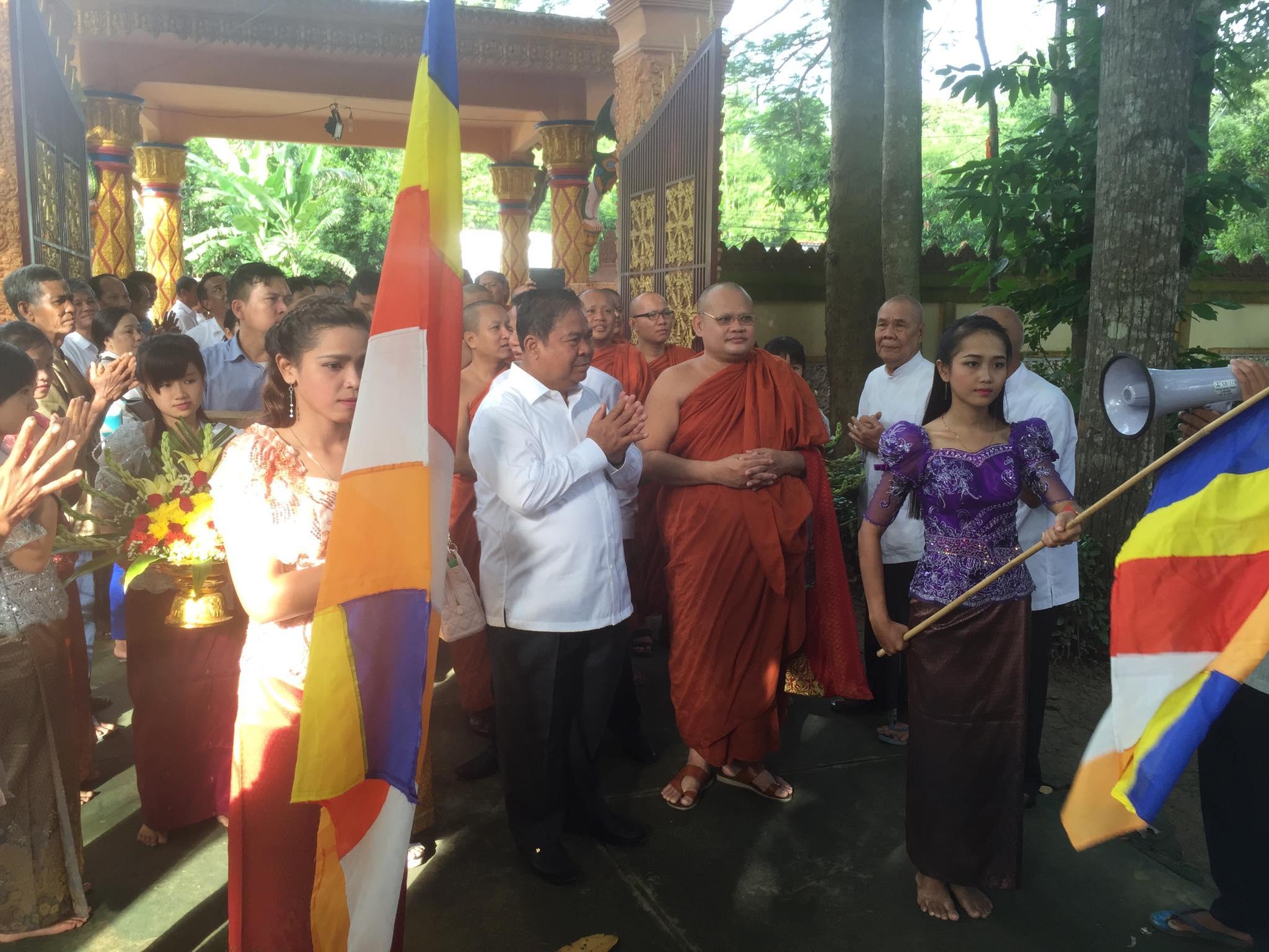 Cambodian delegation visit Kampuchea Krom_11