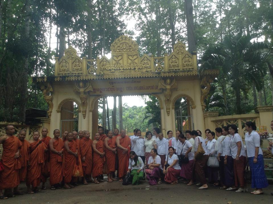 Cambodian delegation visit Kampuchea Krom_12