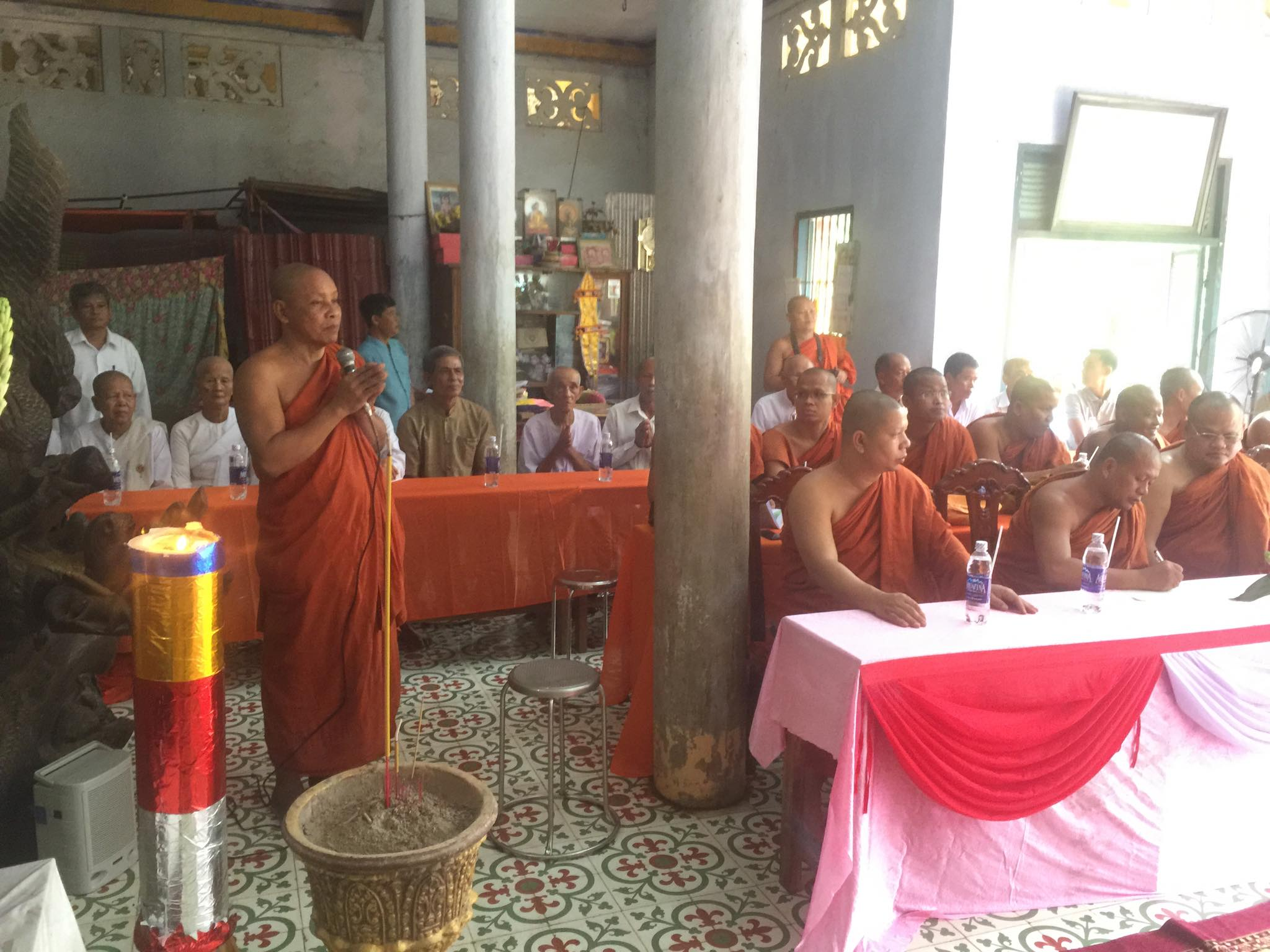 Cambodian delegation visit Kampuchea Krom_2