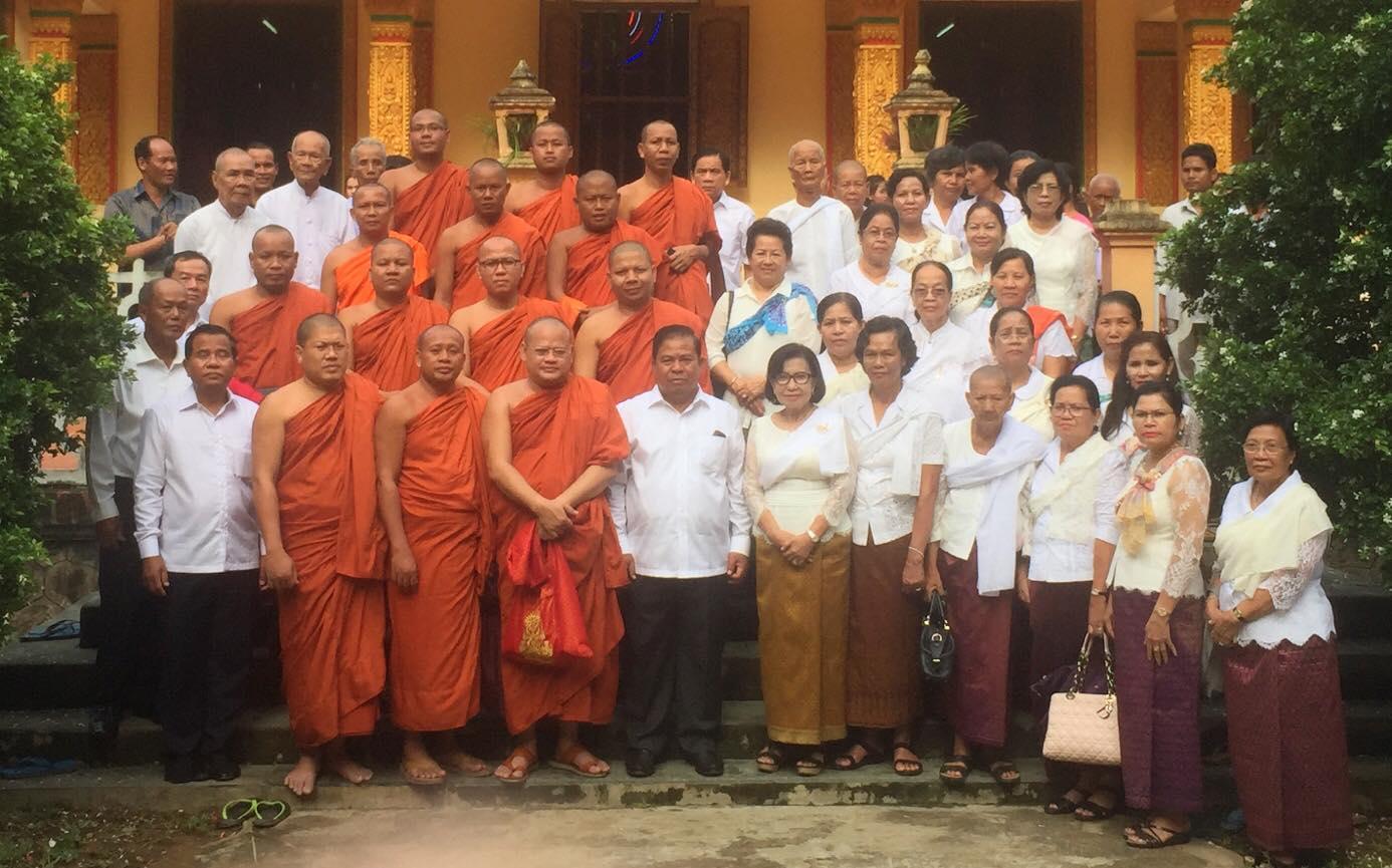 Cambodian delegation visit Kampuchea Krom_3