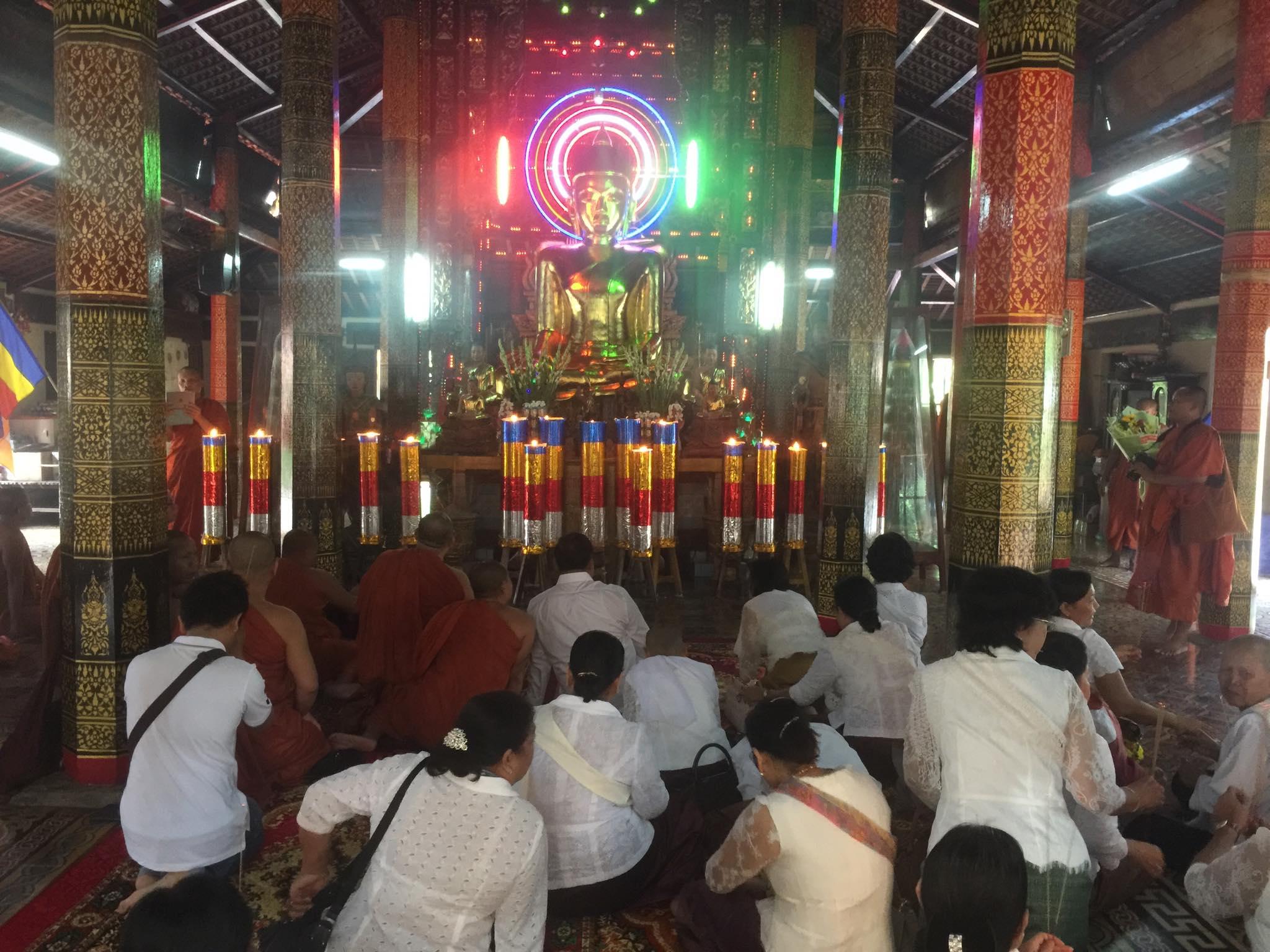 Cambodian delegation visit Kampuchea Krom_4