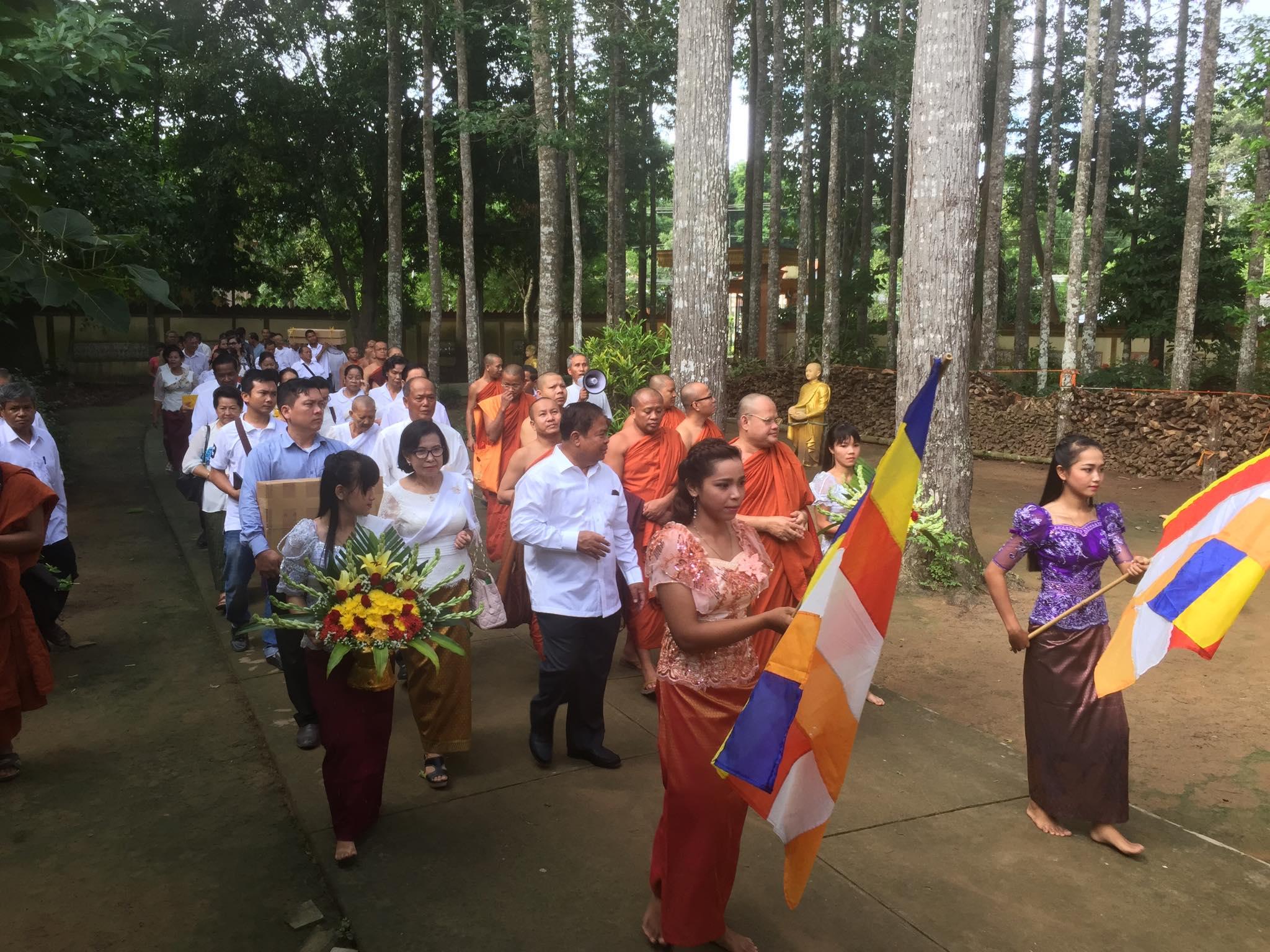 Cambodian delegation visit Kampuchea Krom_8