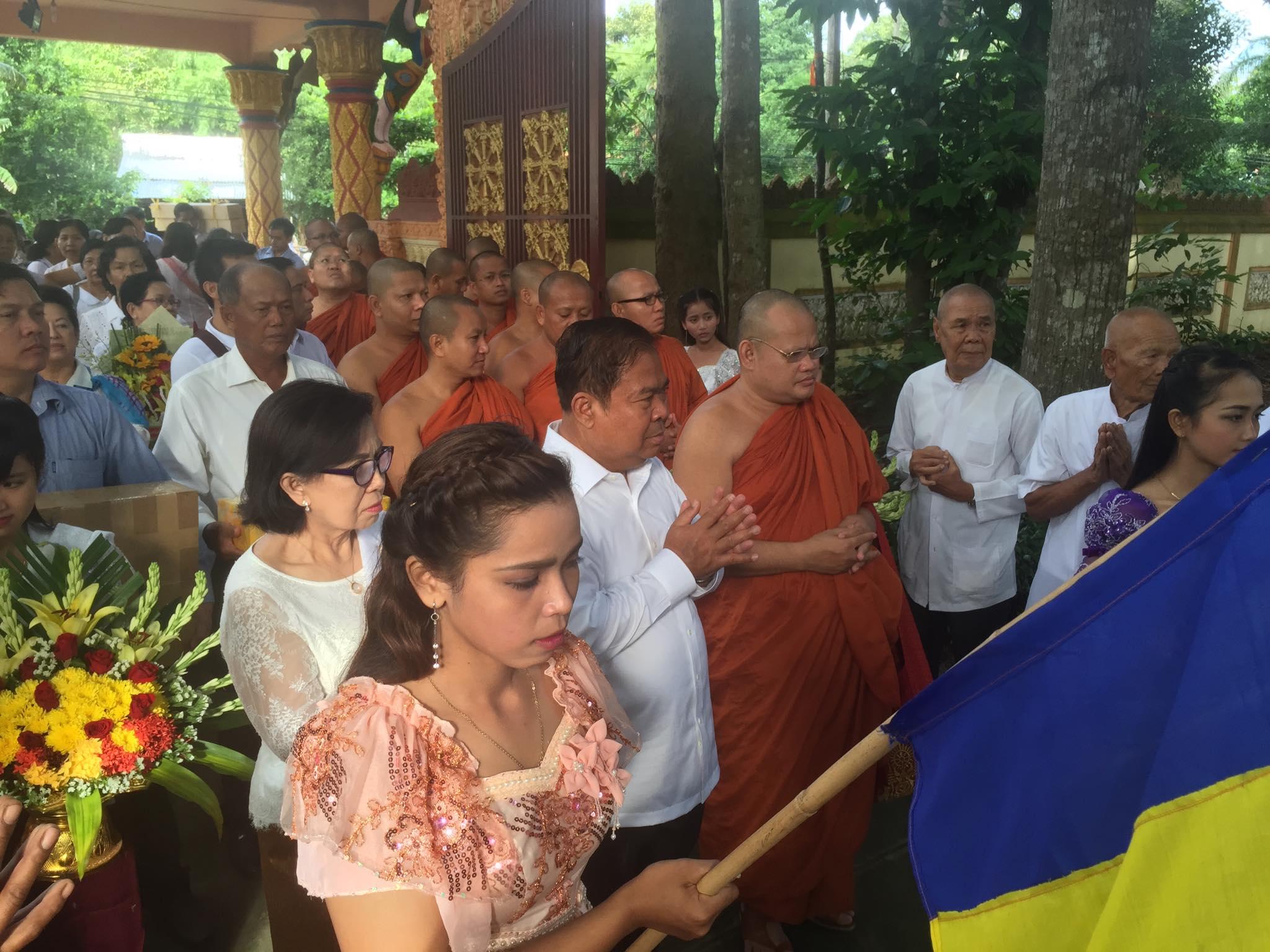 Cambodian delegation visit Kampuchea Krom_9